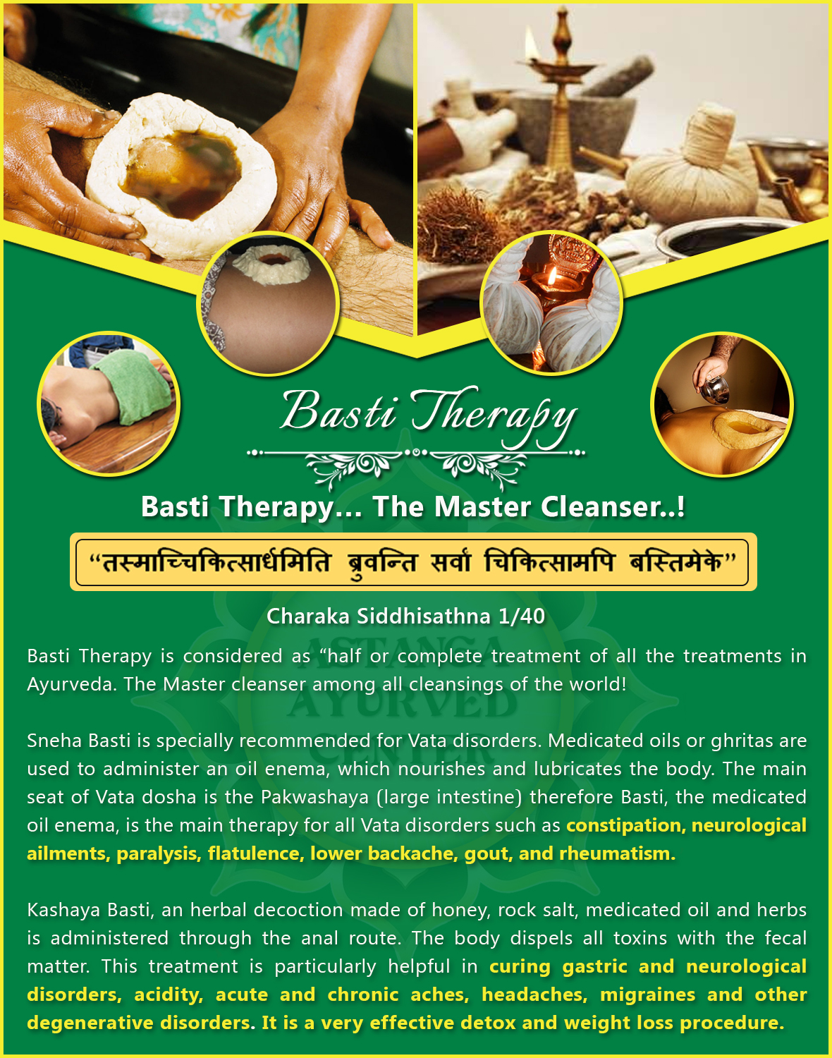Detoxification-Therapies – Astangaayurvedcenter
